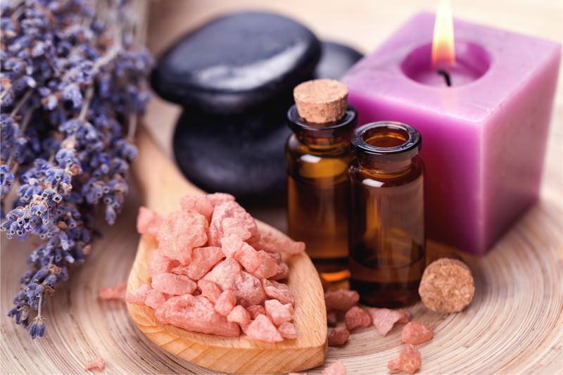 Aromatherapie, Anwendung ätherischer Öle