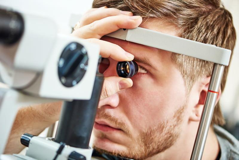 Astigmatismus, Hornhautverkrümmung, Stabsichtigkeit