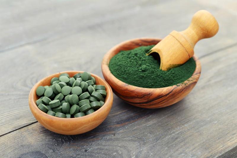 Chlorella, Chlorella vulgaris, Gewöhnliche Grünalge