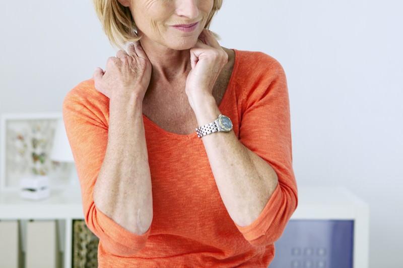 Fibromyalgie, Faser-Muskel-Schmerz, Fibromyalgiesyndrom, FMS, Generalisierte Insertionstendopathie, generalisierte Tendomyopathie, Weichteilrheumatismus