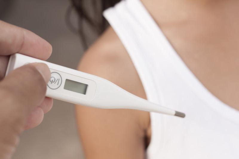 Fieber, Erhöhte Temperatur, Temperatur; erhöhte