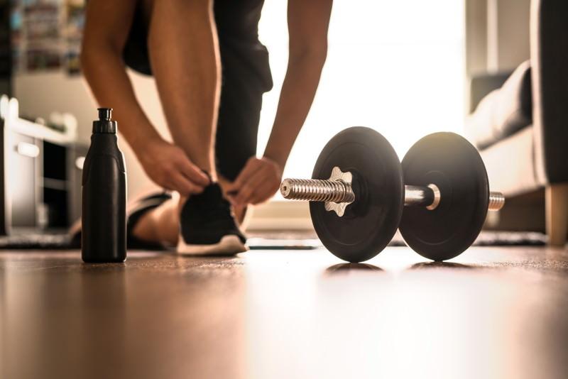 Heimtraining: Sport in den eigenen vier Wänden