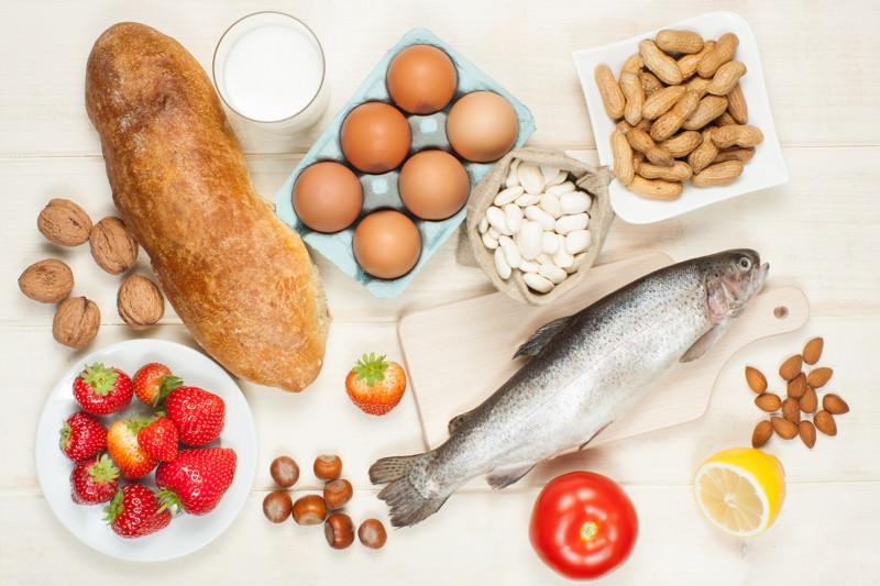 Lebensmittelallergie, Nahrungsmittelallergie