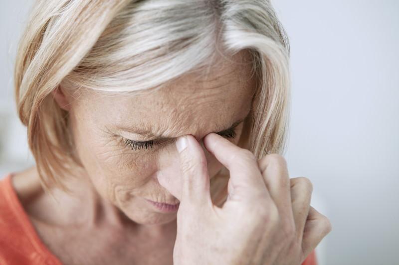 Nasennebenhöhlenentzündung, Sinusitis, Rhinosinusitis