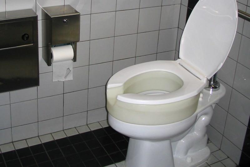 Toilettensitzerhöhung, WC Sitzerhöhung