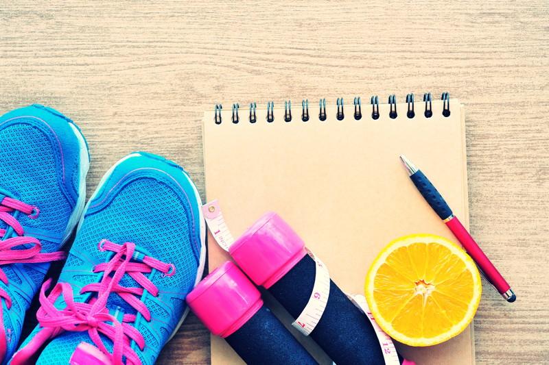 Fettabbau und Diät Trainingsplan