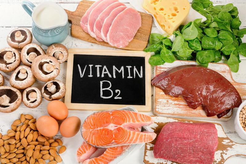 Vitamin B2, Lactoflavin, Ovoflavin, Riboflavin, Uroflavin