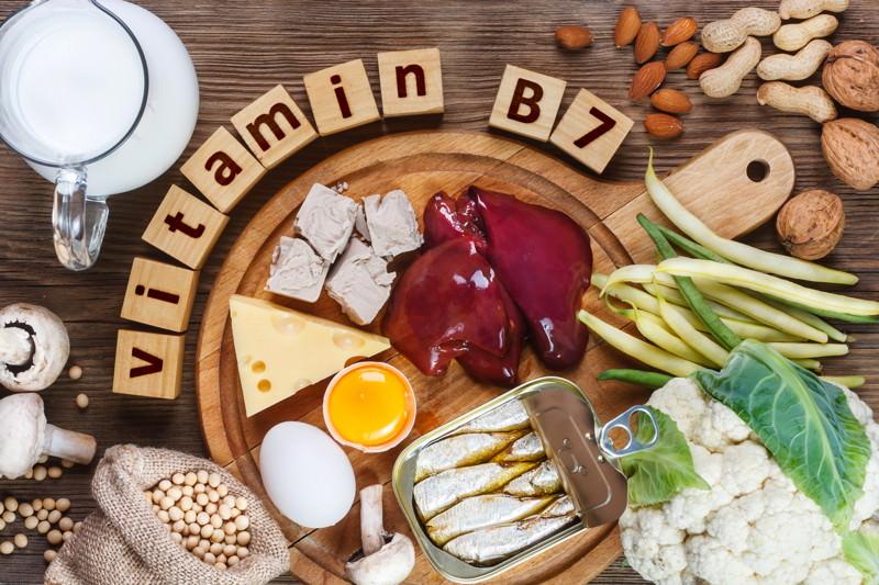 Vitamin B7, Bios II B, Biotin, Vitamin BW, Vitamin H