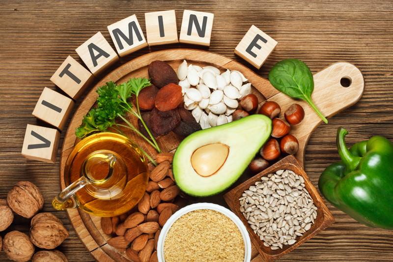 Vitamin E, Tocopherol