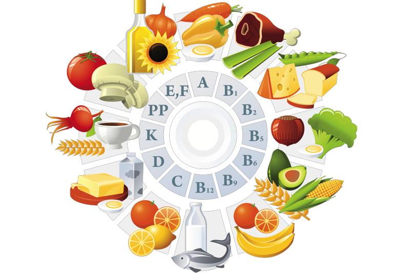 Vitamine Überblick