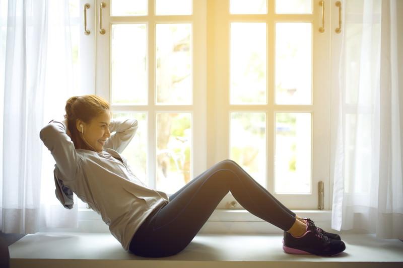 Workout für Zuhause