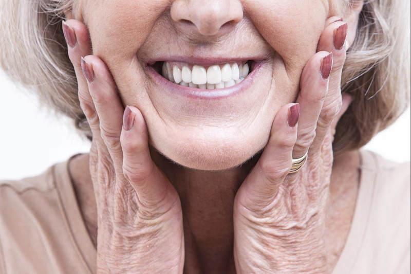 Zahnersatz, Dritte Zähne, Künstliche Zähne, Prothetik, Teleskoparbeit, Zahnprothese